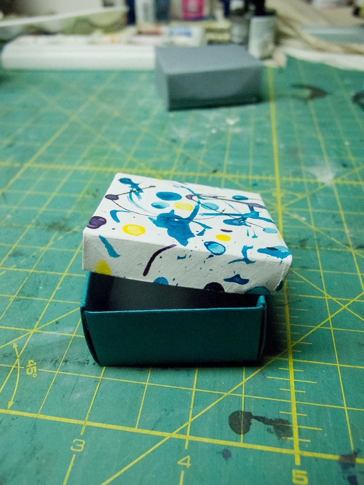 Origami Boxes - image 3 - student project