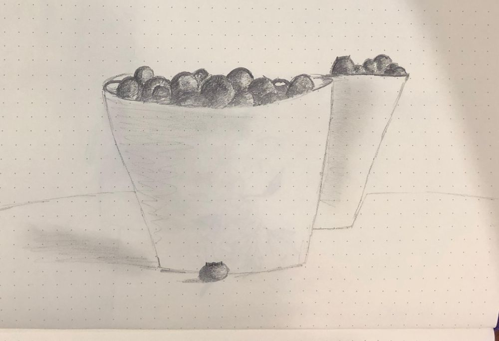 Pencil Study - image 1 - student project