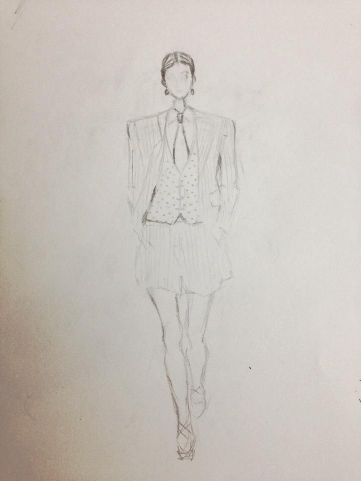 WATERCOLOR SKETCH: The Great Gatsby - image 7 - student project