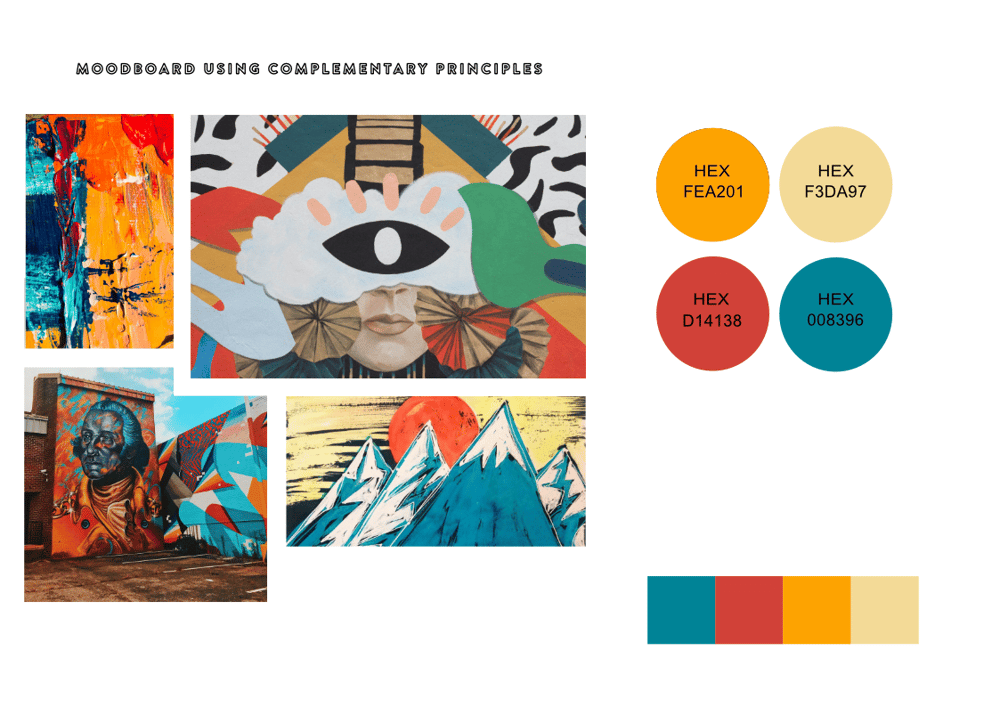 Color Theory - image 2 - student project