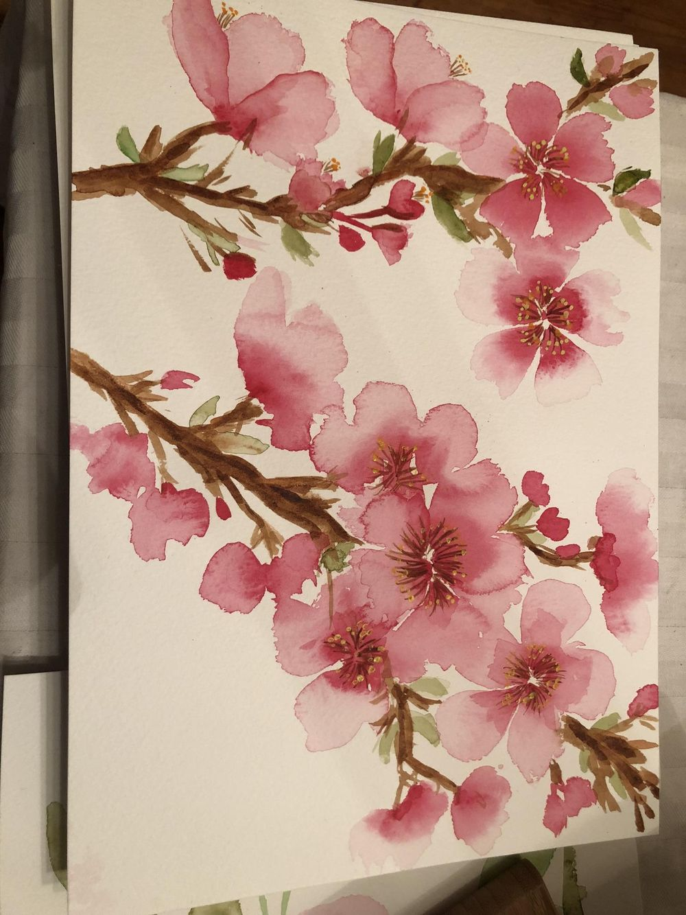 Cherry Blossom - image 1 - student project