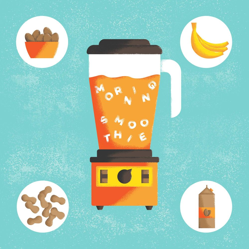 Morning smoothie - image 1 - student project