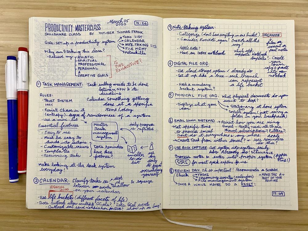 A summary of this course - image 1 - student project