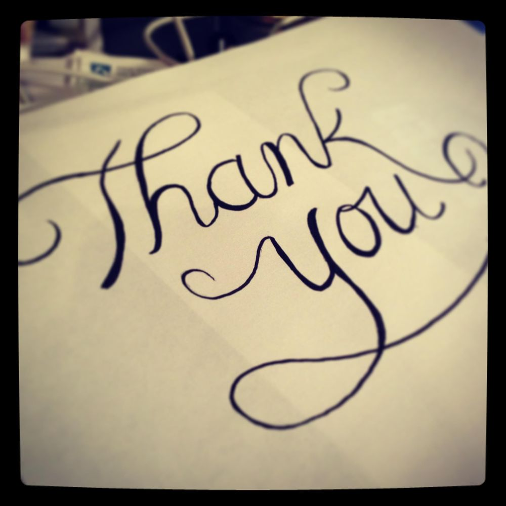 Thank you cards - image 3 - student project