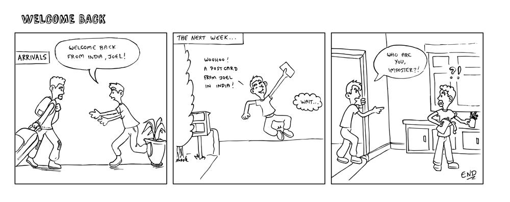 Dan's Web Comic - image 3 - student project