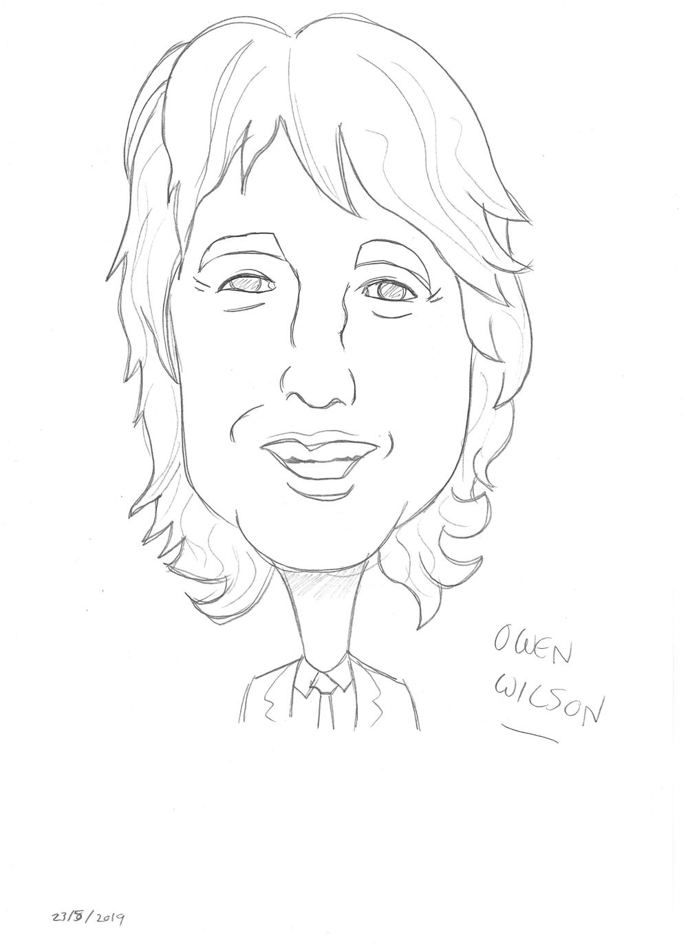 Pencil Caricatures - image 3 - student project