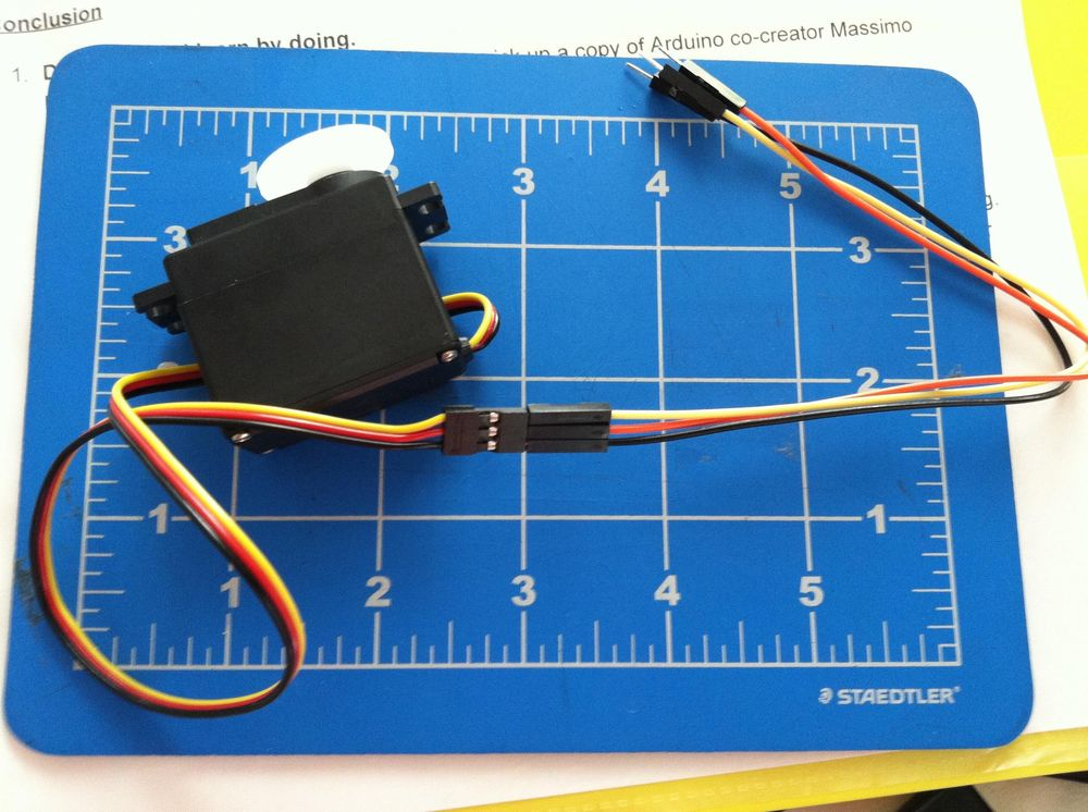 Arduino Blink Rates and Potentiometers - image 4 - student project