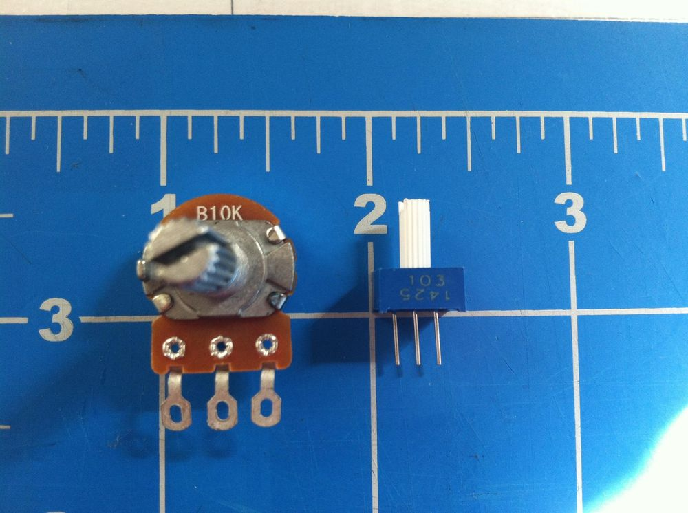 Arduino Blink Rates and Potentiometers - image 3 - student project
