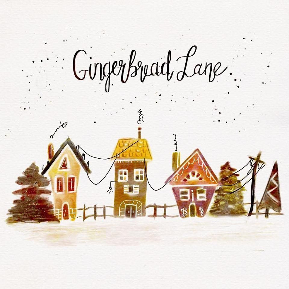 Gingerbread Lane - image 1 - student project