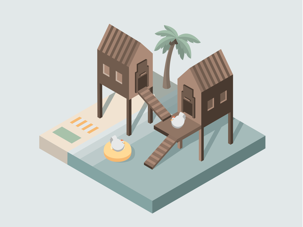 Isometric design - image 2 - student project