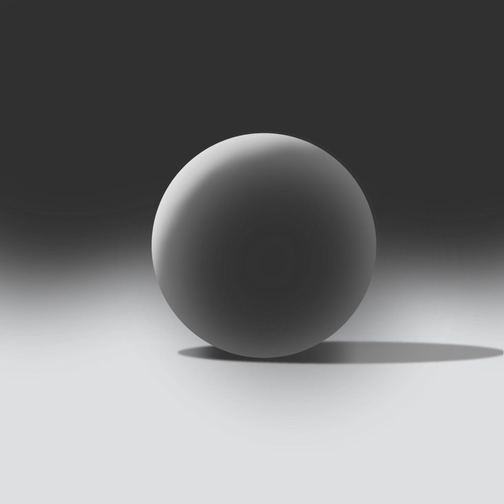 Sphere and Letters - image 2 - student project