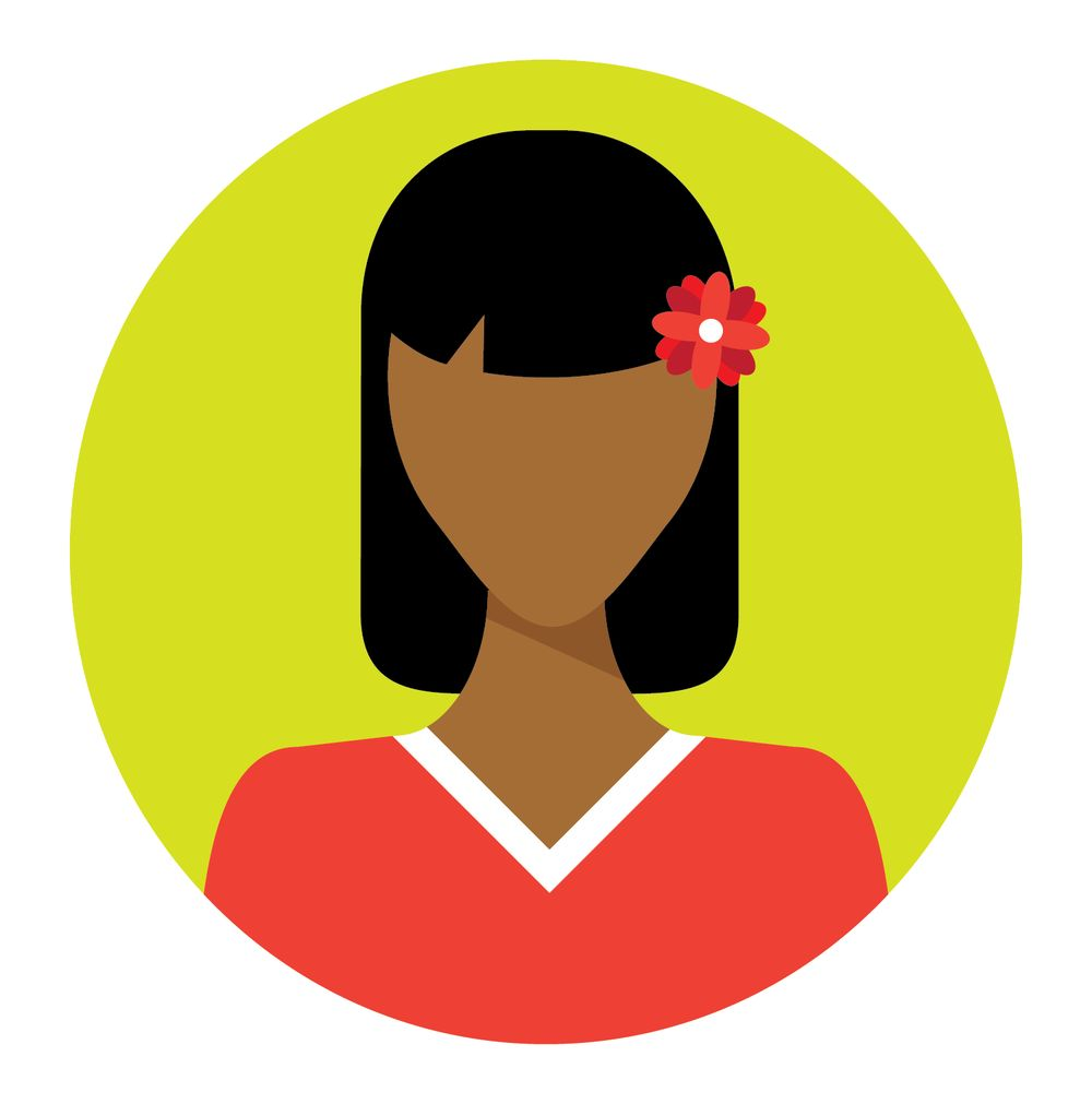 Icon Girl - image 1 - student project