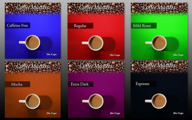 Finished Coffee Project  - image 1 - student project