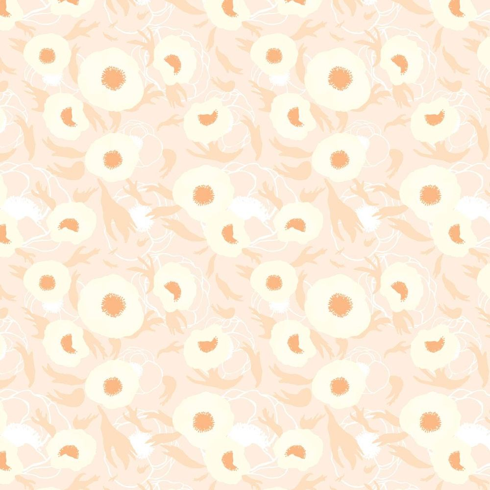 Layered floral pattern - image 4 - student project