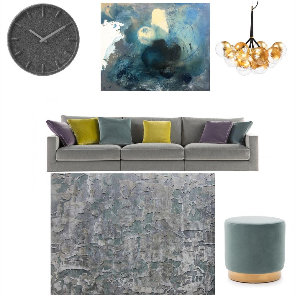 Moodboard - image 1 - student project