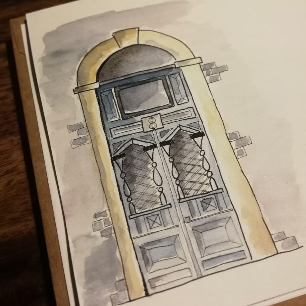 doors - image 1 - student project