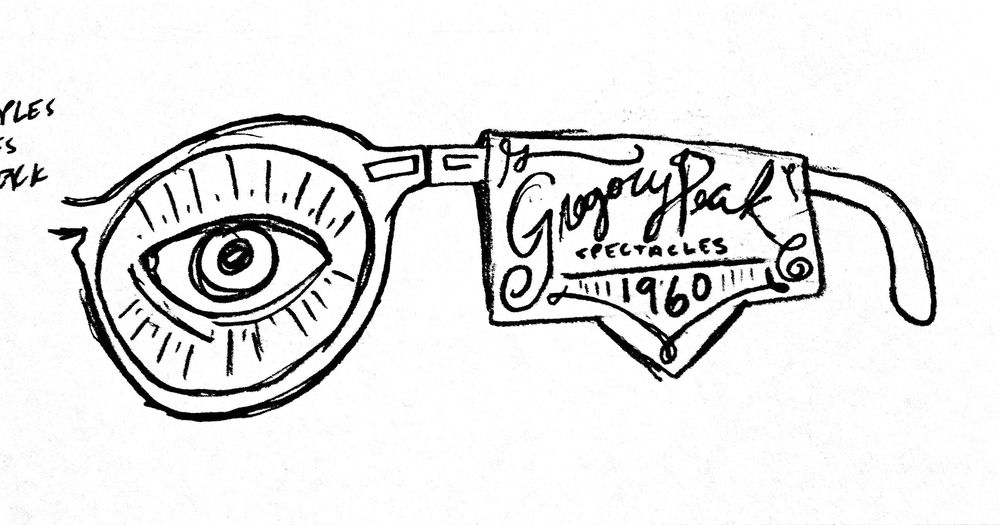 Labelling for Eyewear - image 5 - student project