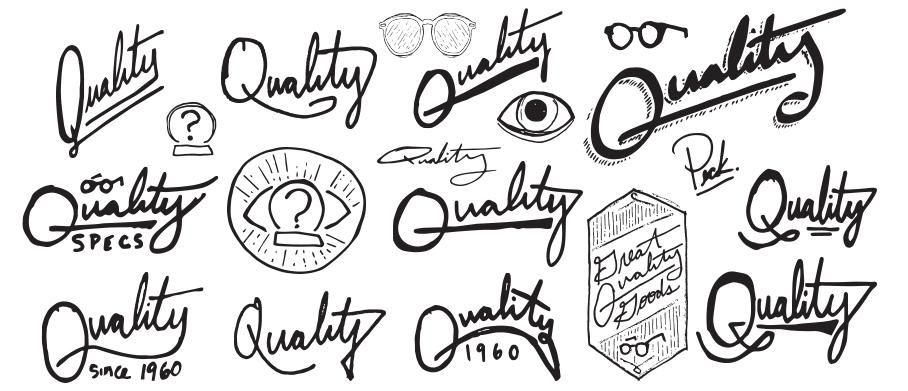 Labelling for Eyewear - image 11 - student project