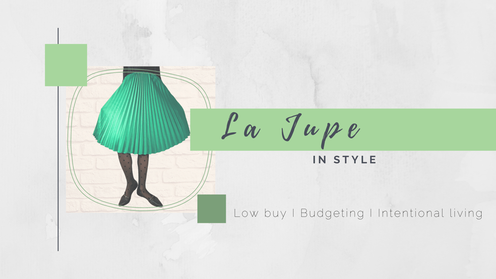 La jupe in style channel - image 1 - student project
