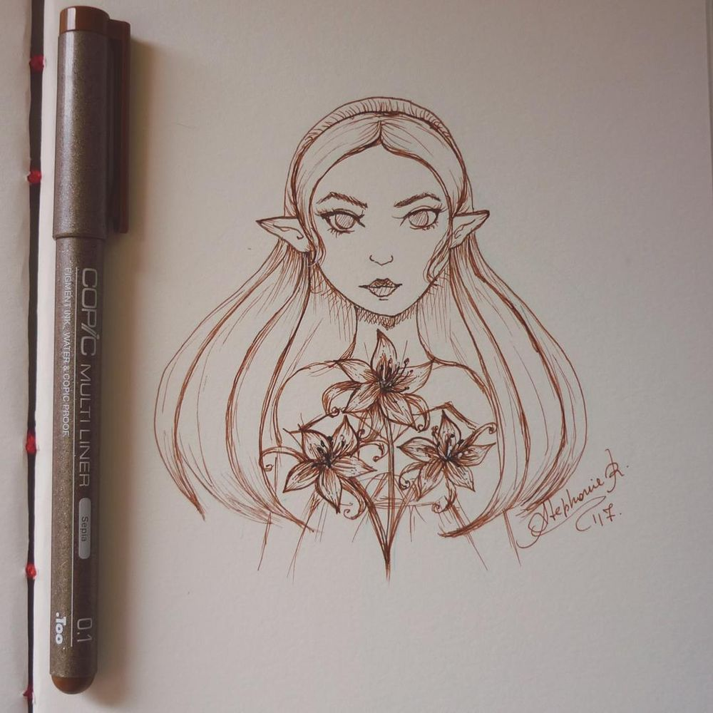 Spring Elven - image 2 - student project