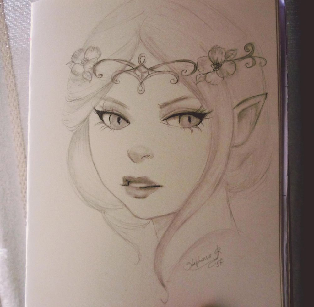 Spring Elven - image 1 - student project