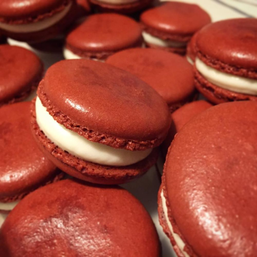 Macarons that I have made - image 1 - student project