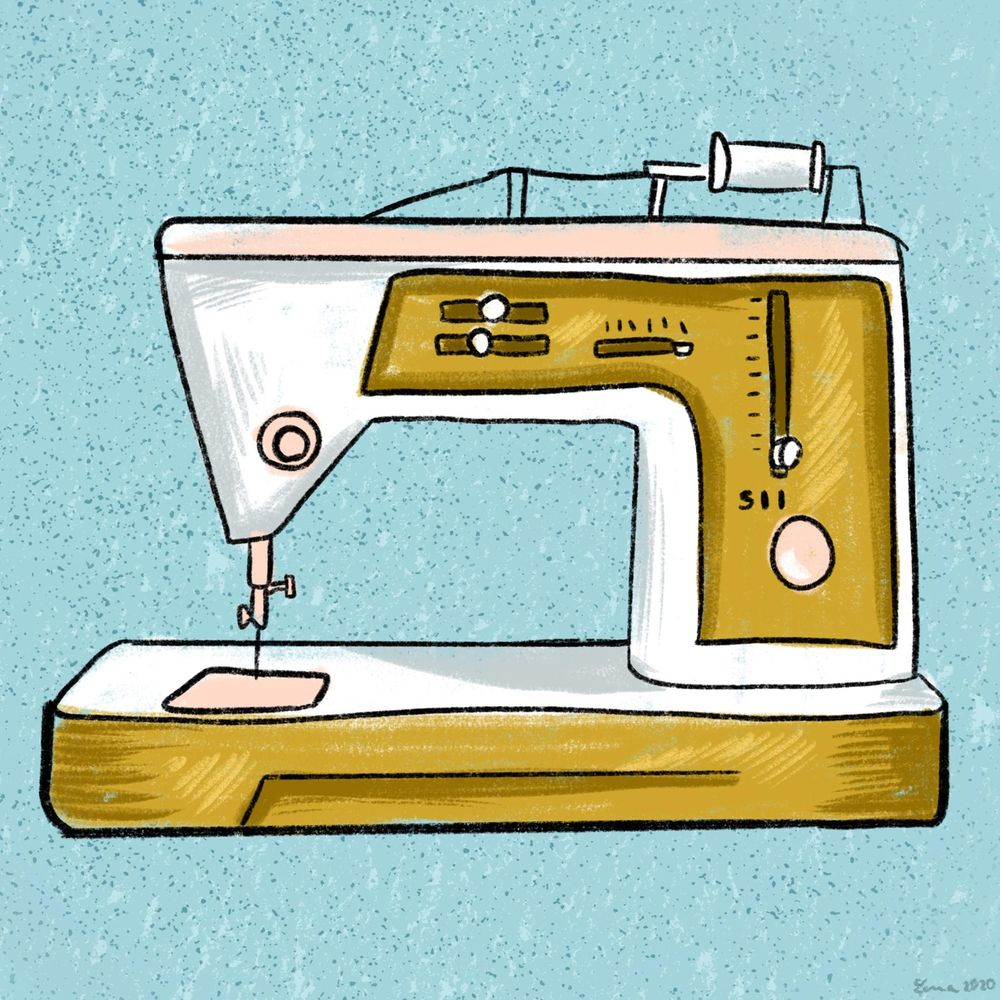 Vintage sewing machines collection - image 3 - student project