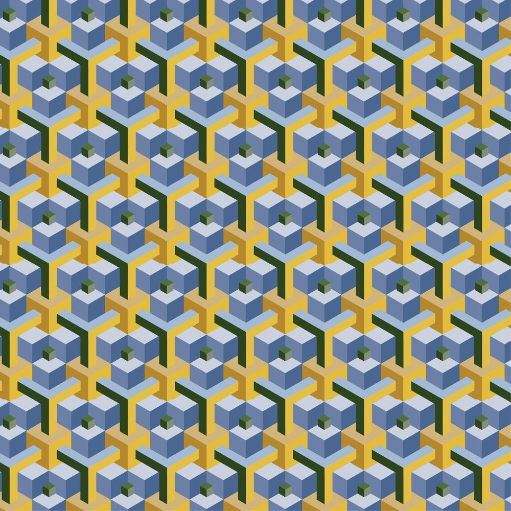 3D patterns - image 2 - student project