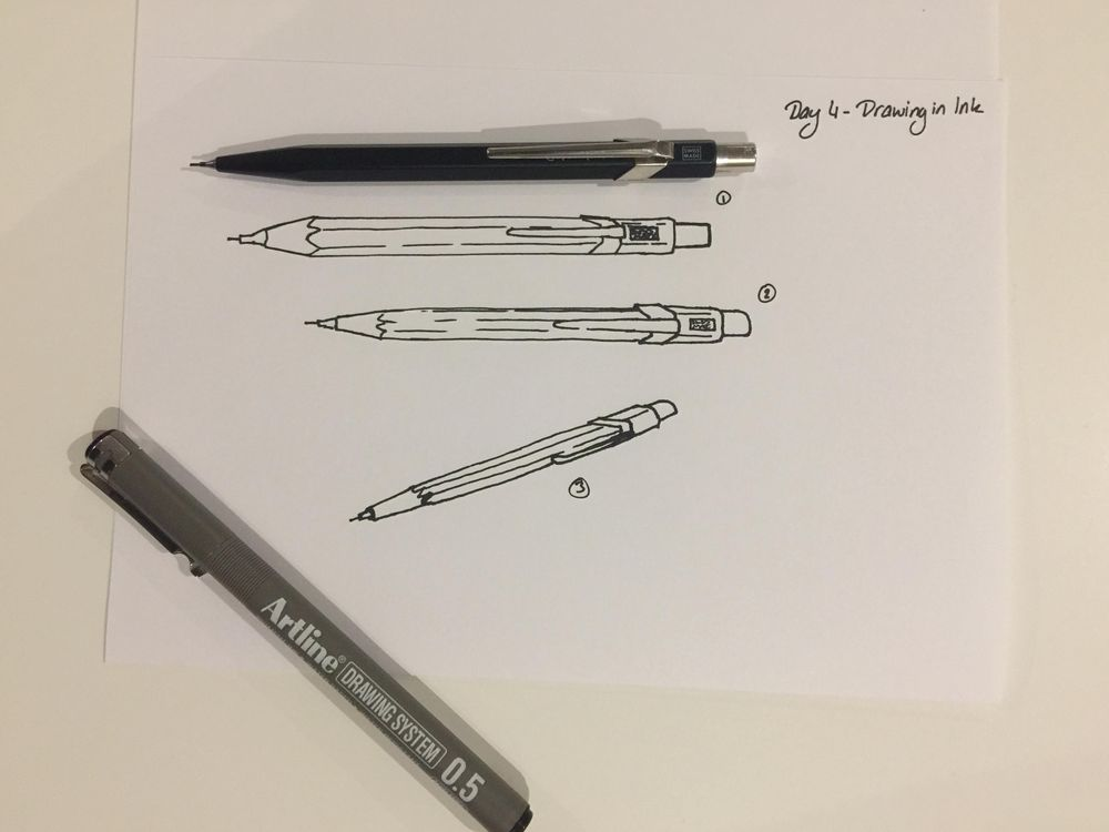 Drawing My Tools - image 6 - student project