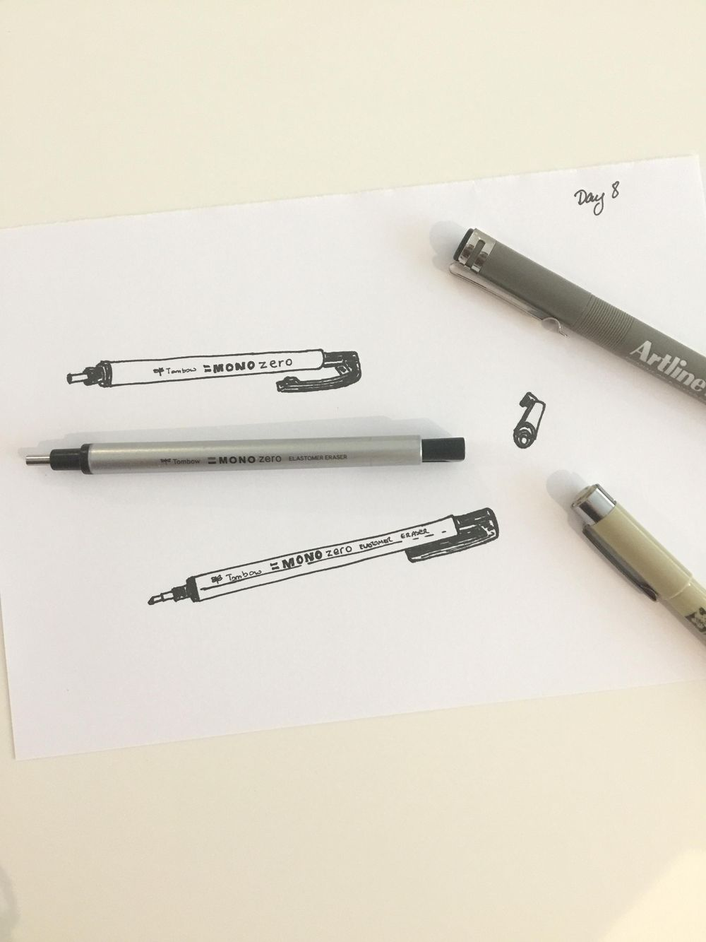 Drawing My Tools - image 10 - student project