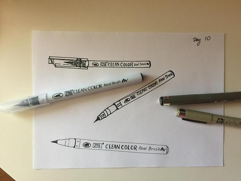 Drawing My Tools - image 12 - student project