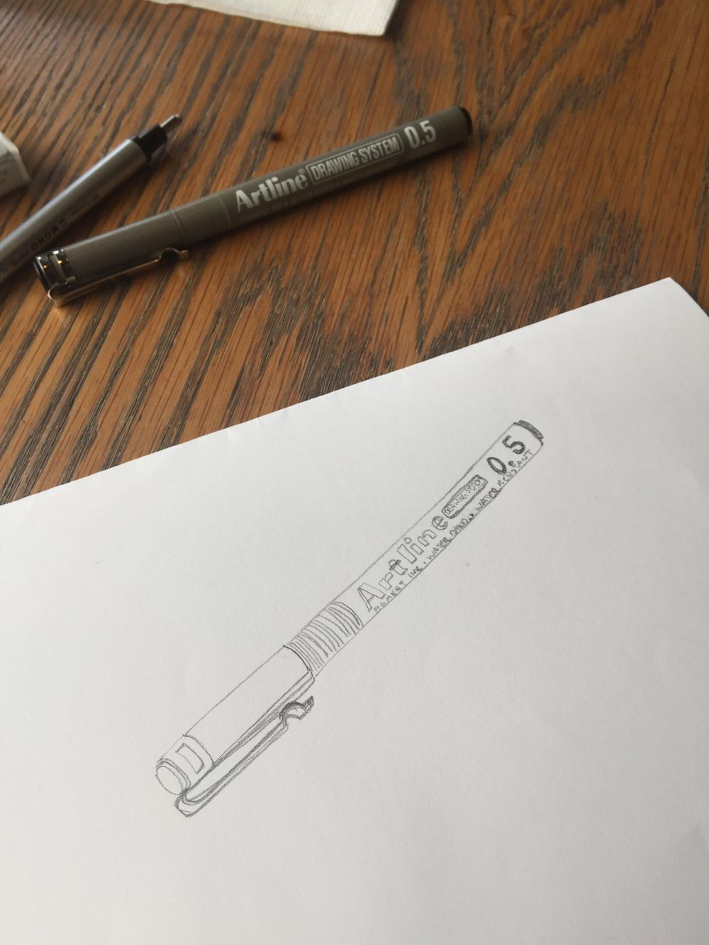 Drawing My Tools - image 3 - student project