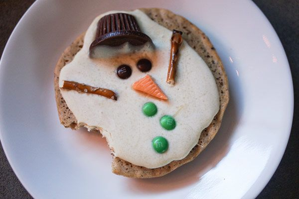 Cute Melted Snowman - image 6 - student project