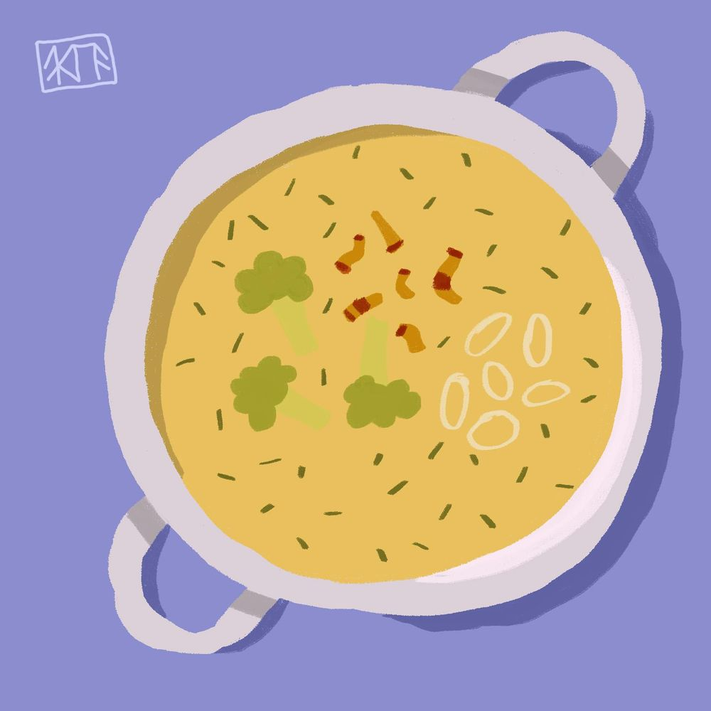 My Bowl of Soup - image 1 - student project