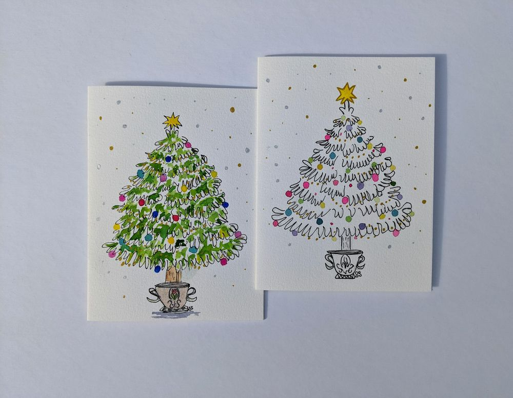 Holiday Cards - image 2 - student project