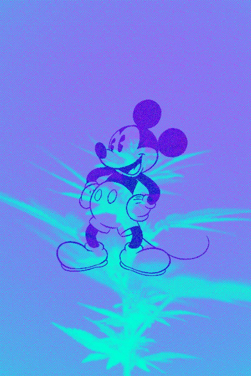 Mickey Mouse - image 1 - student project