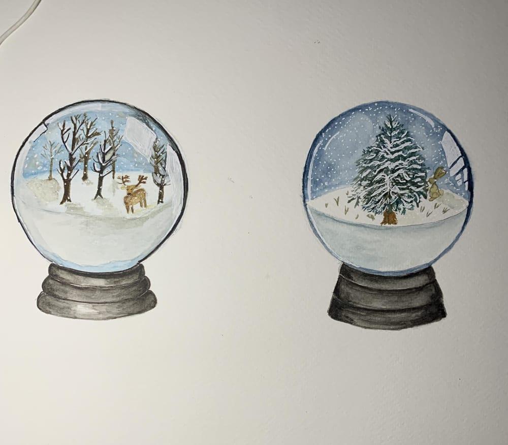 Bolas de nieve - image 1 - student project