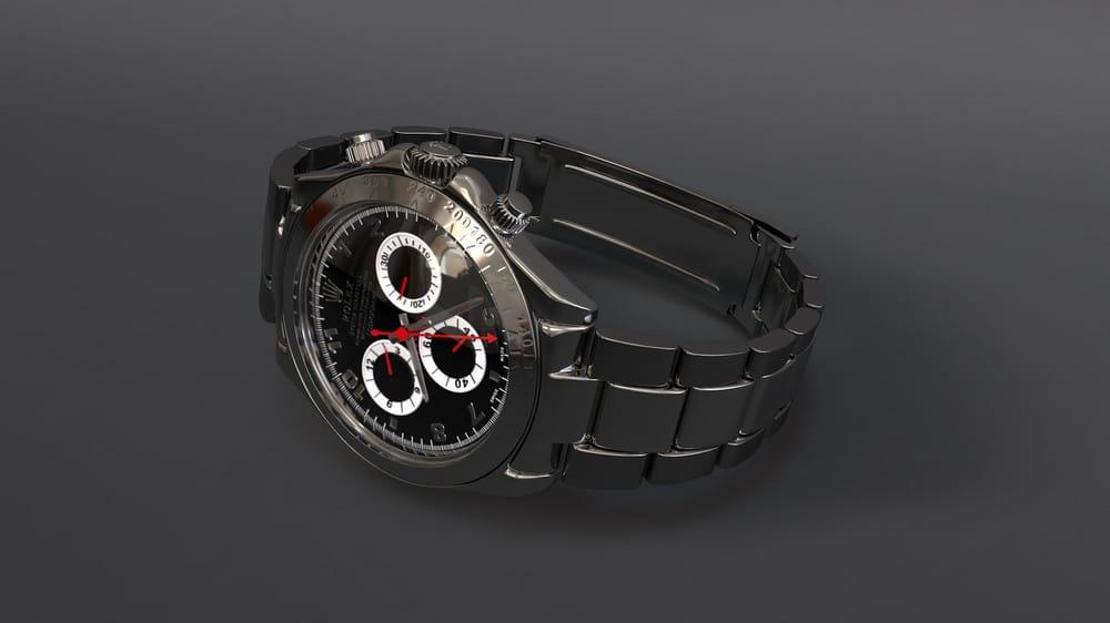 Rolex Daytona Cosmograph Model - image 1 - student project