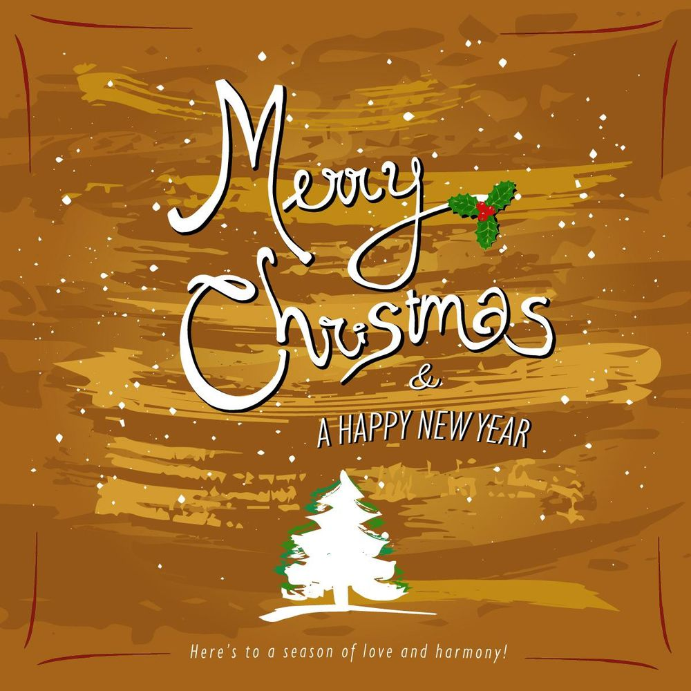 Christmas Card - image 2 - student project
