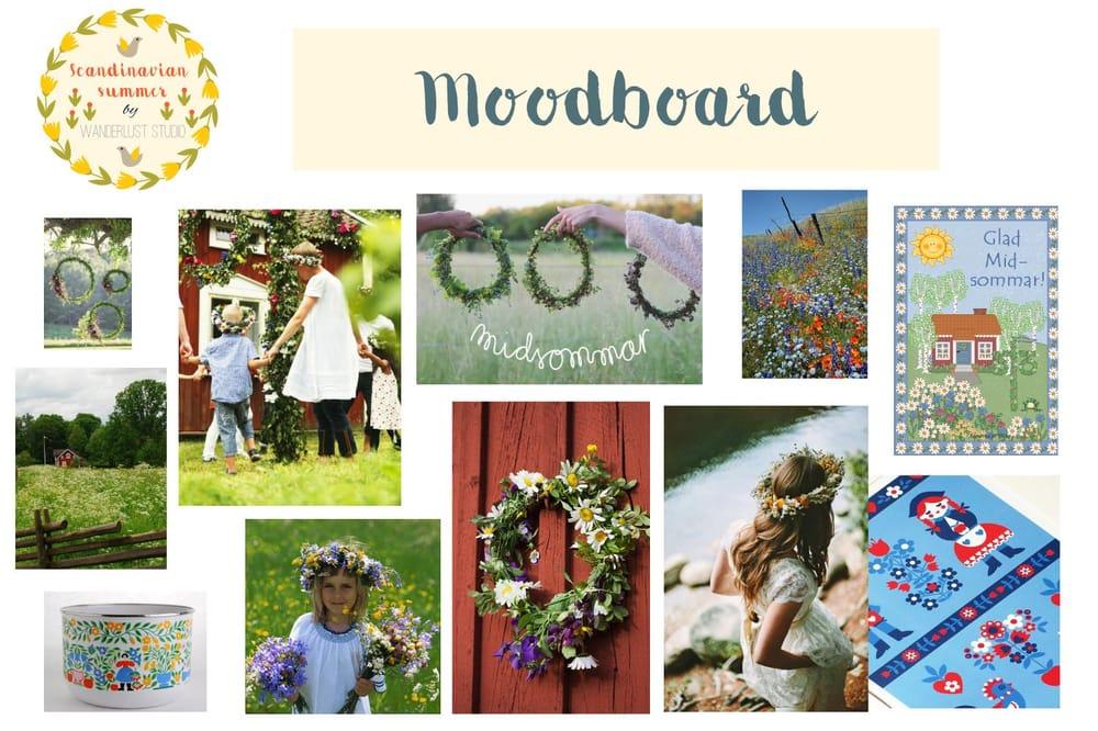 Scandinavian Summer - image 1 - student project