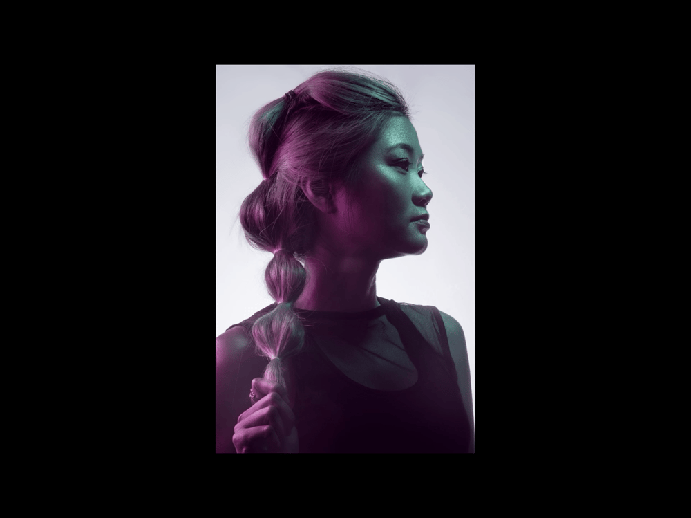 Colored Lighting - image 1 - student project