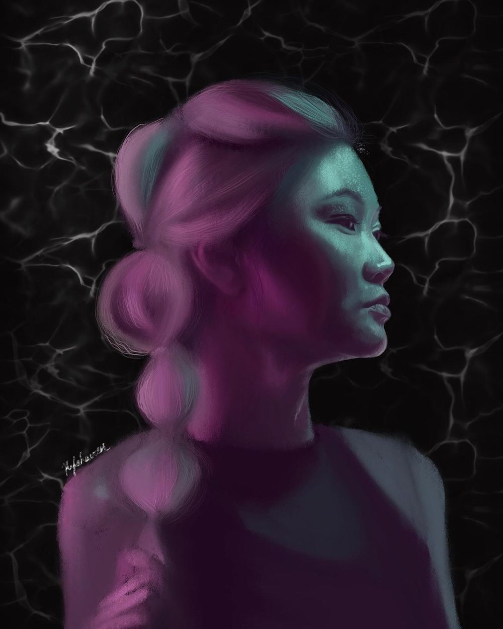 Colored Lighting - image 3 - student project