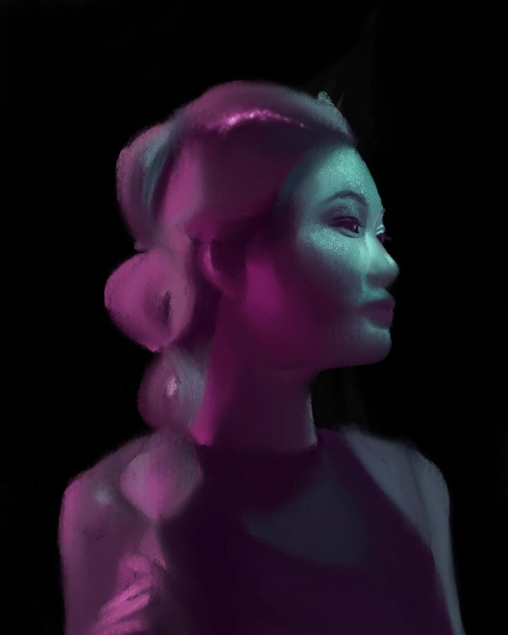 Colored Lighting - image 2 - student project