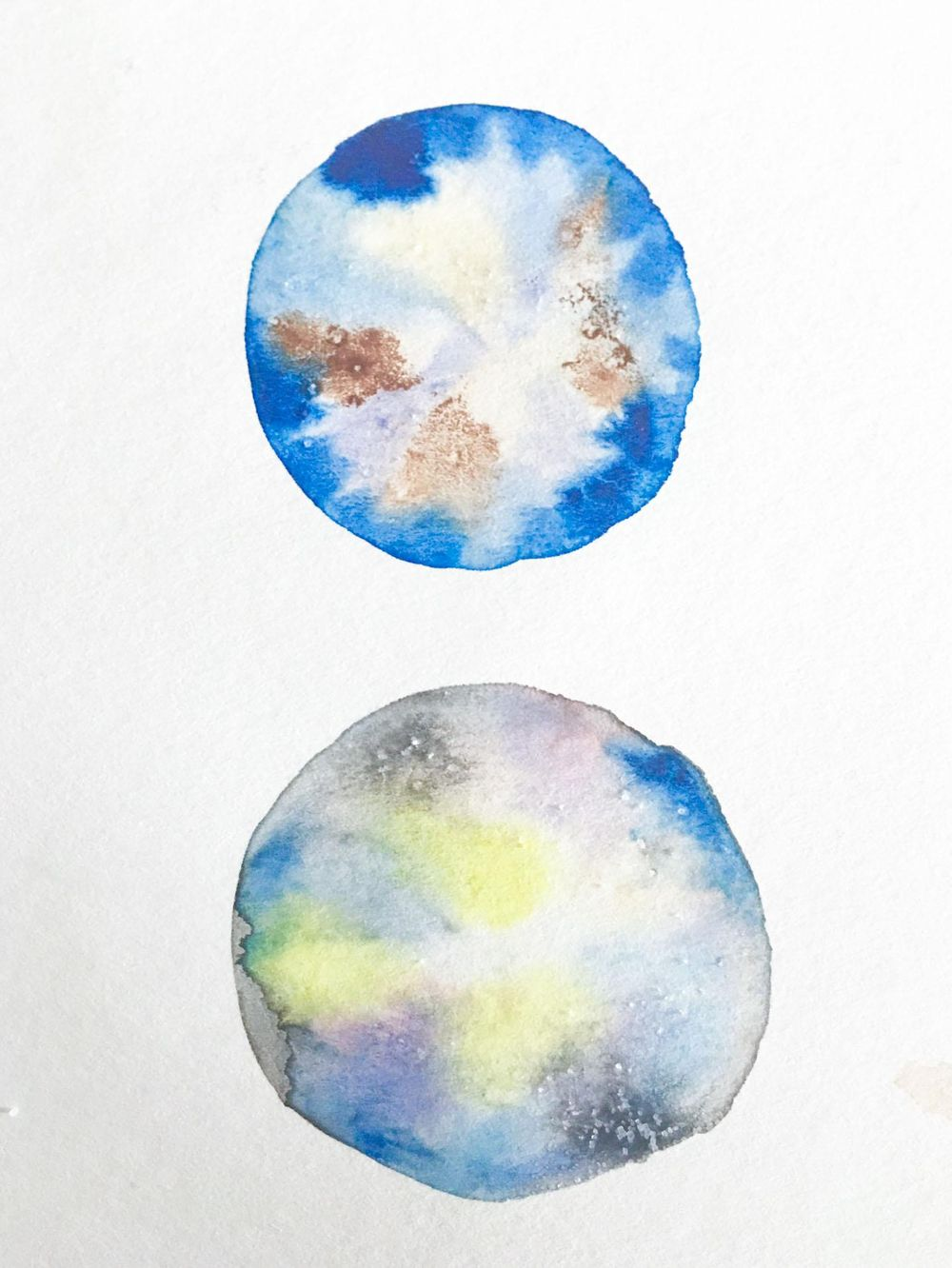 Watercolour Feathers Try 1! - image 2 - student project