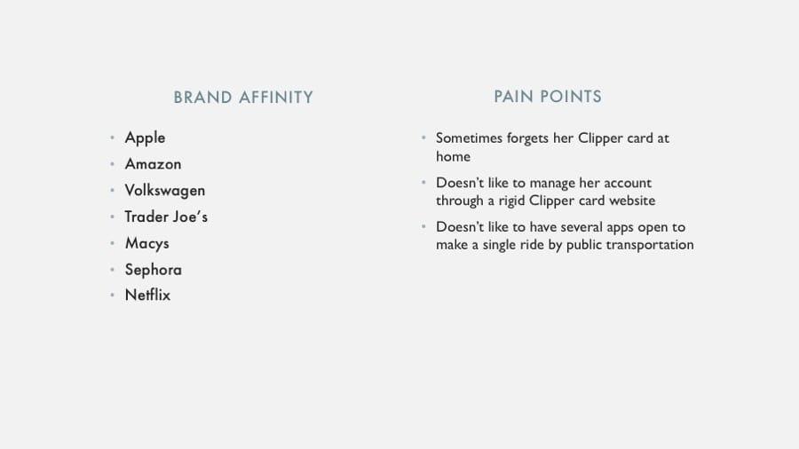 Proto persona for Clipper App - image 6 - student project