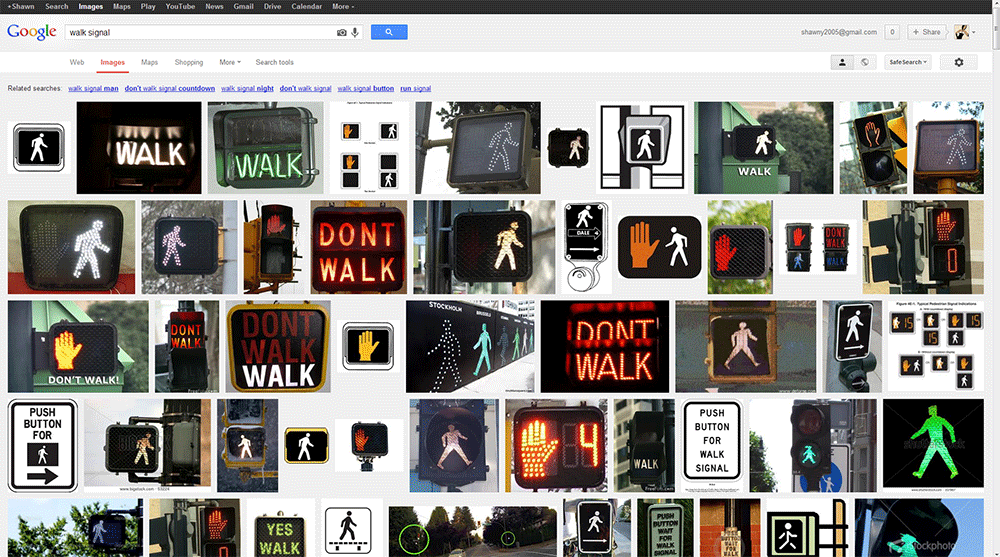 Walk - image 1 - student project