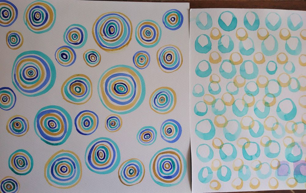 Watercolor Workout - image 6 - student project
