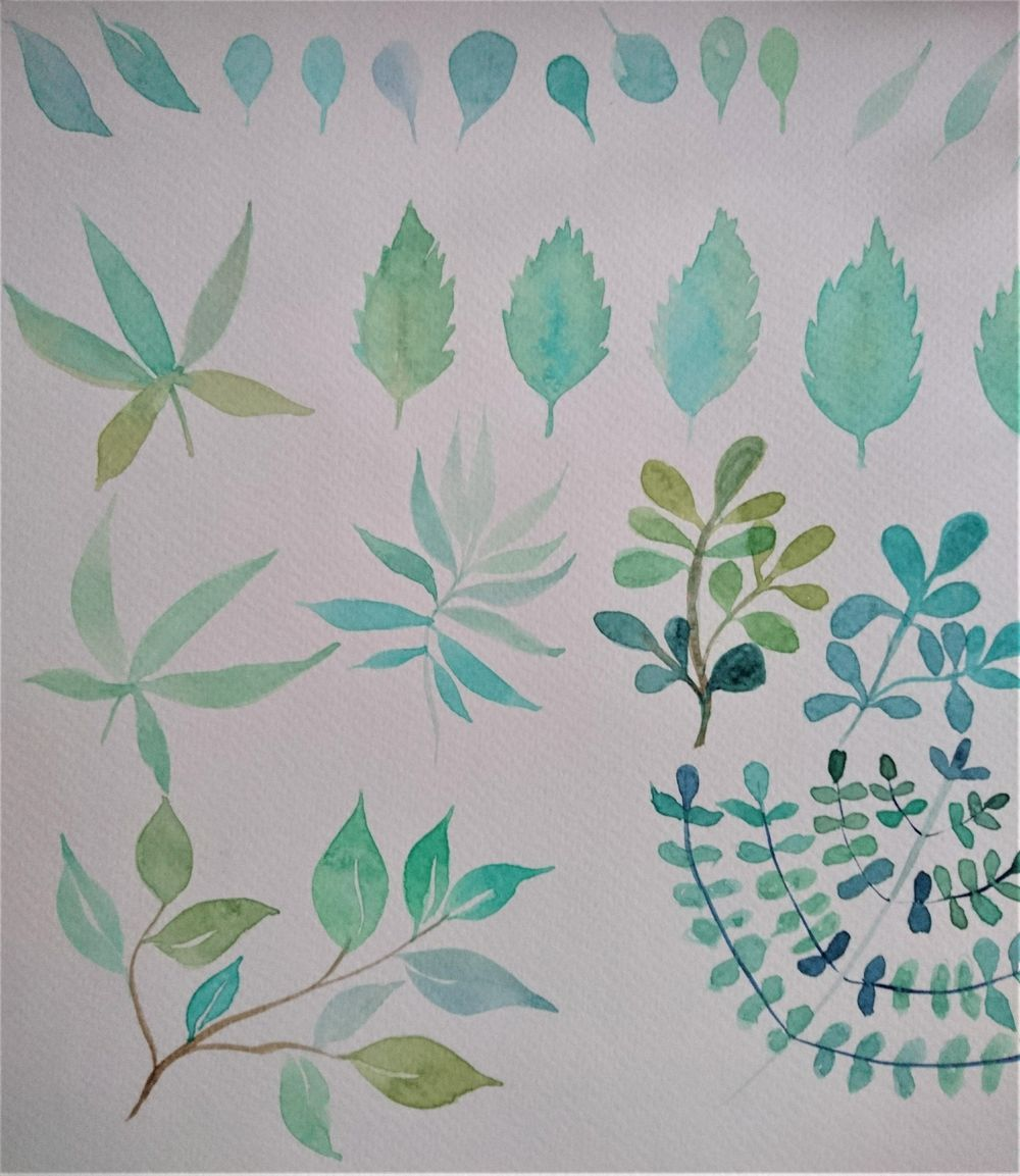 Verdes y Hojas - image 2 - student project