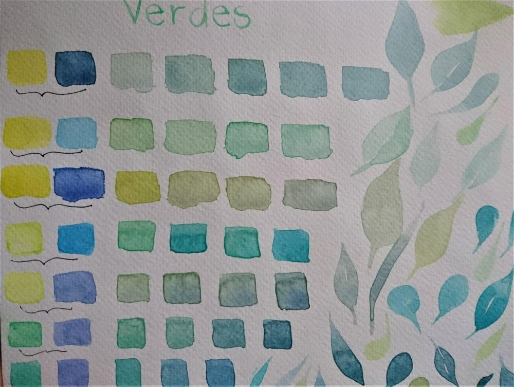 Verdes y Hojas - image 1 - student project