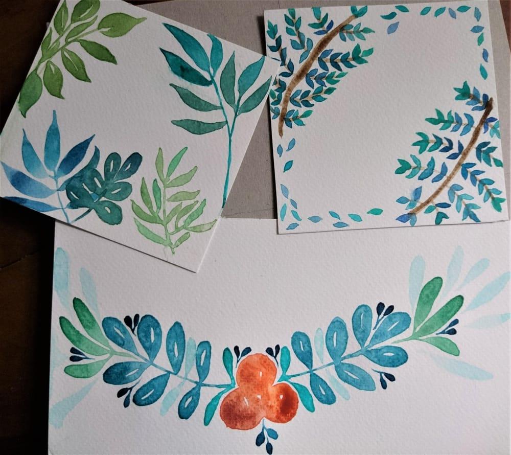 Verdes y Hojas - image 3 - student project
